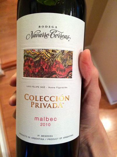 Malbec Wine Argentina