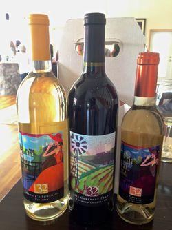 Winery 32 wines