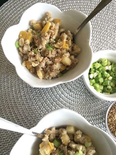 Lemongrass Barly Soy Stir Fry