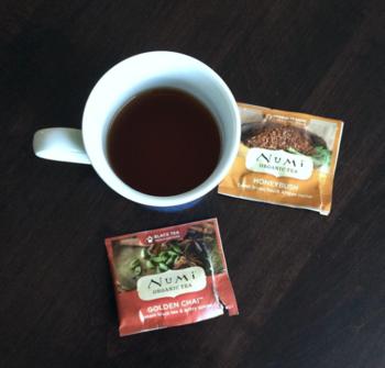 Numi Tea Sampler Pack Morning Tea time