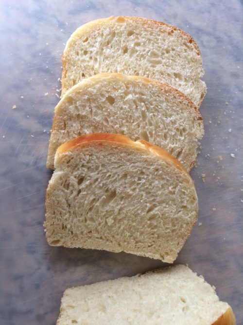 Breadsmith Challah Crumb