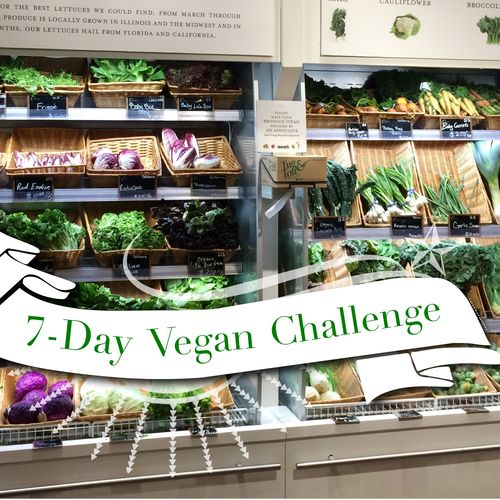 Life is in the Details 7-Day Vegan Challenge