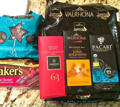 Chocolate Tasting Packaging