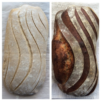 APieceofBread table loaf naturally leavened fresh bread