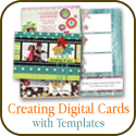 Digital Cards with Templates